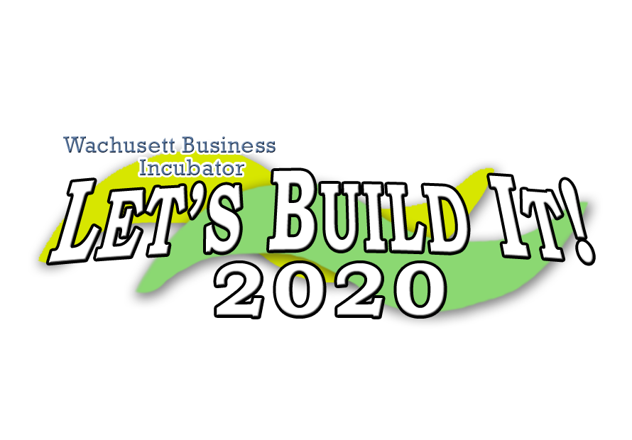 Let's Build It Logo